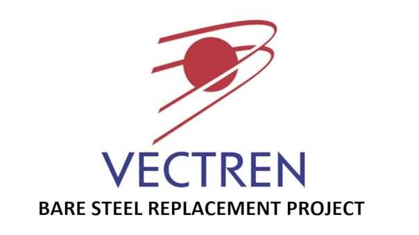 Vectren Replacement Logo