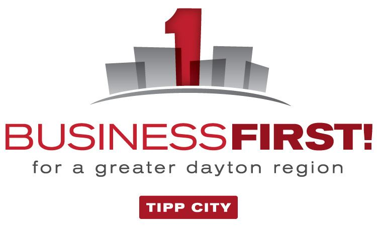 Business First! Logo